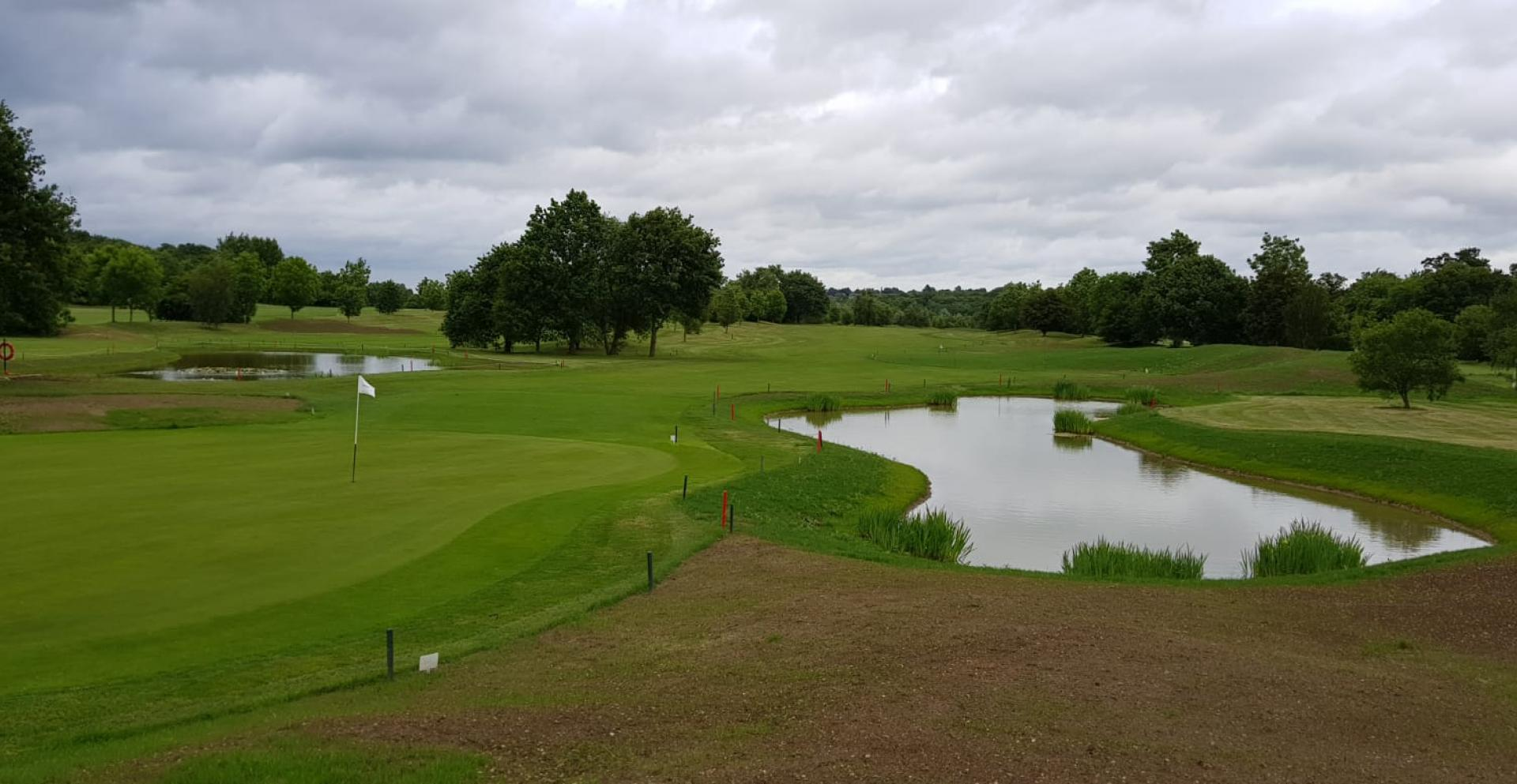 The Burstead Appoints SGD To Renovate Golf Course