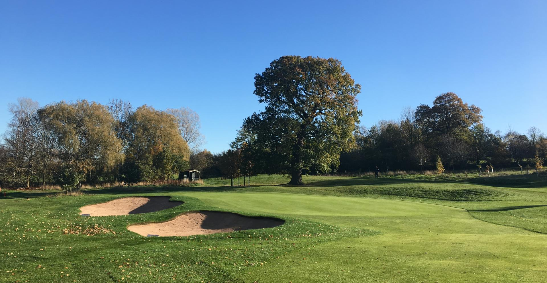 Swan Golf Designs Completes Bunker Renovation Project at Wellingborough Golf Club