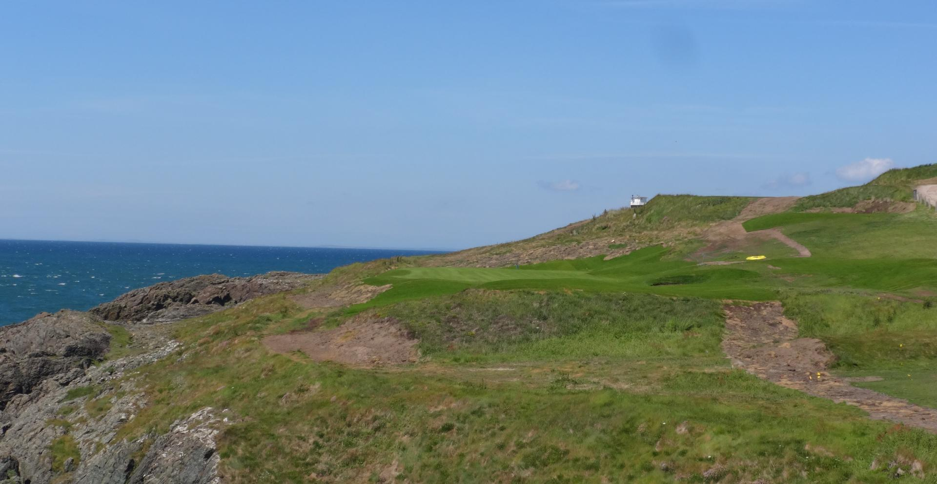 Nefyn & District Golf Club, Wales