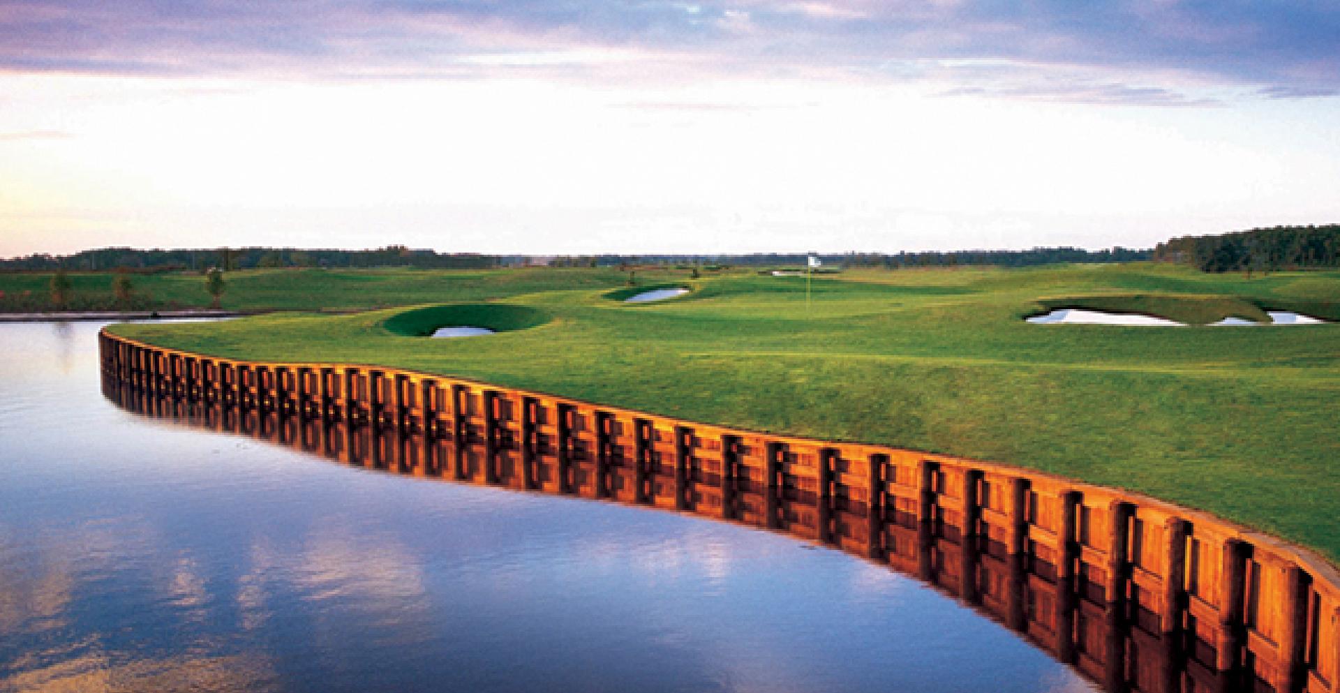 Eagle Creek Golf Community, USA