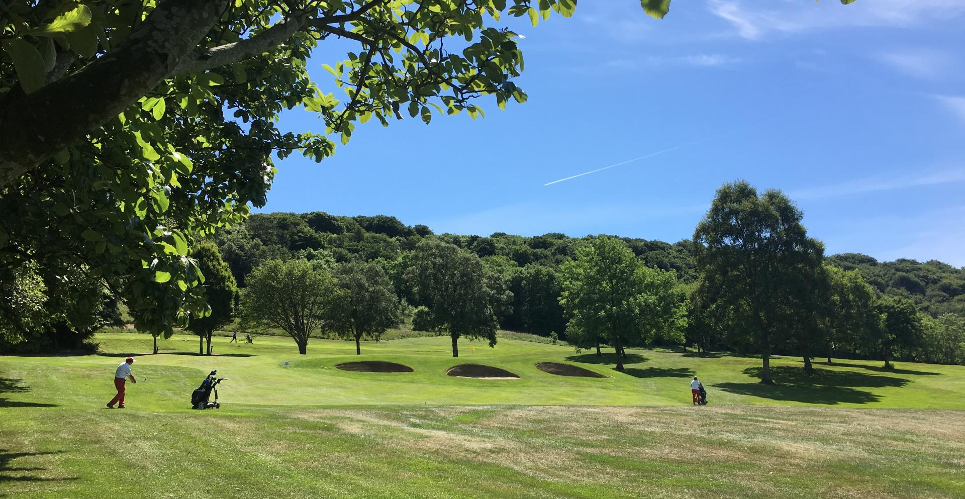 Holywood Golf Club, Northern Ireland