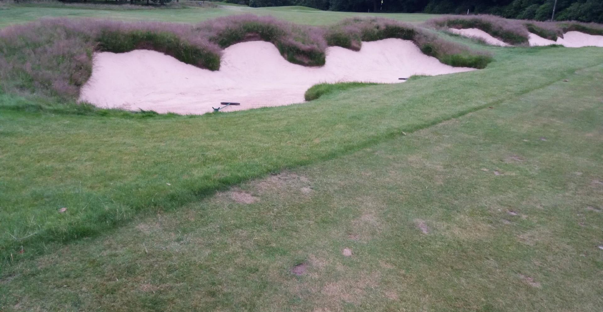 Huddersfield Golf Club, England