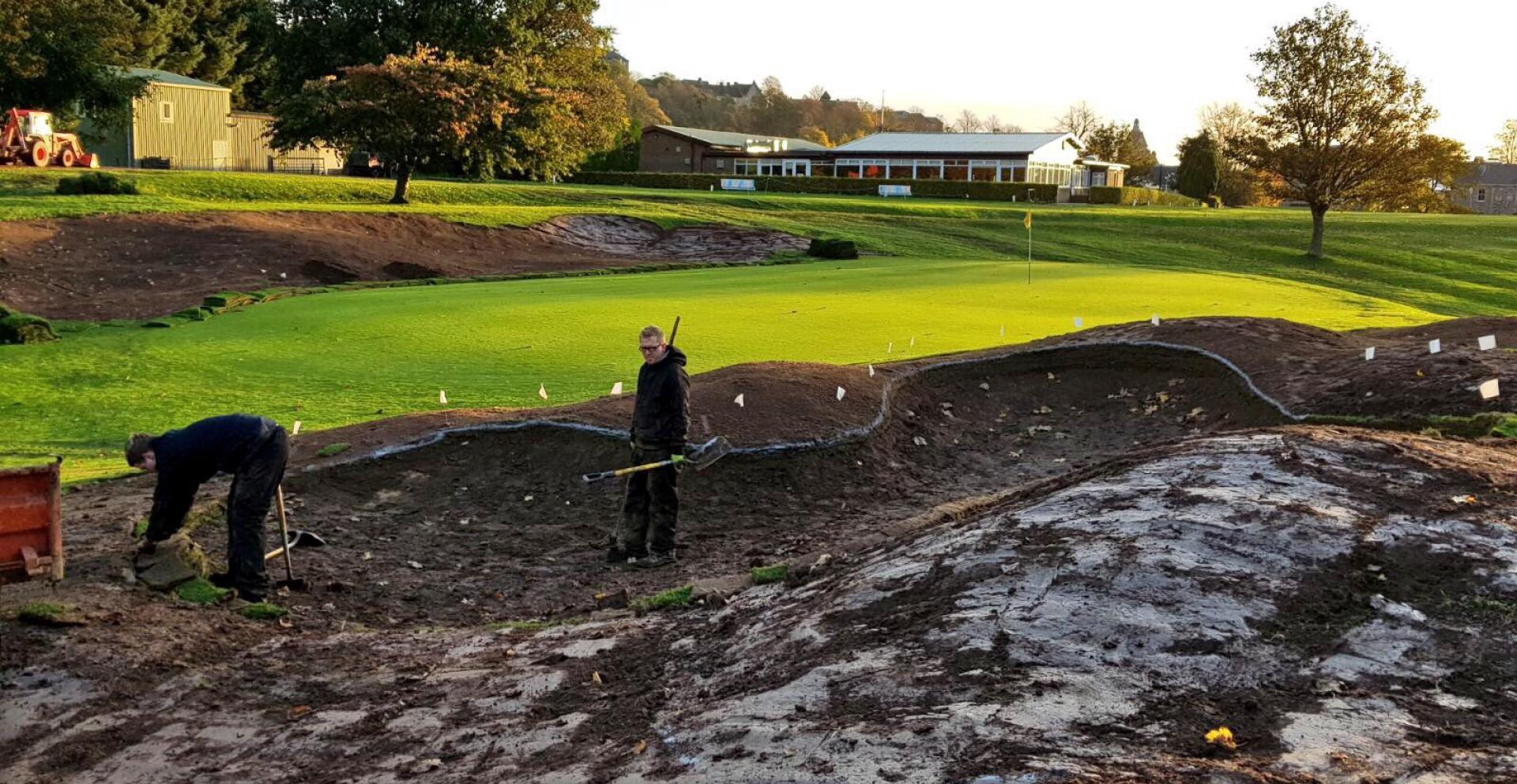 Stirling Golf Club, Scotland