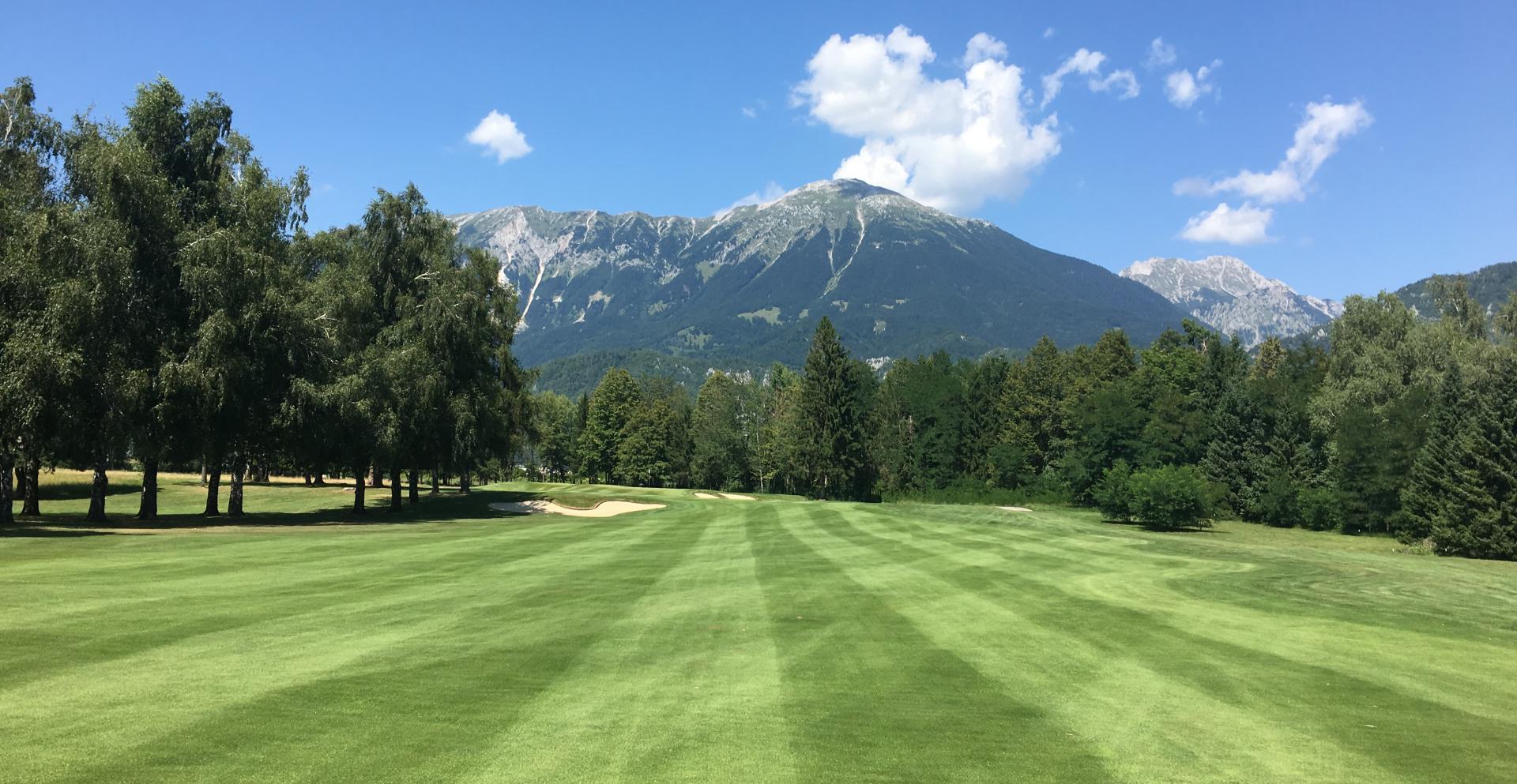 Royal Bled, Slovenia