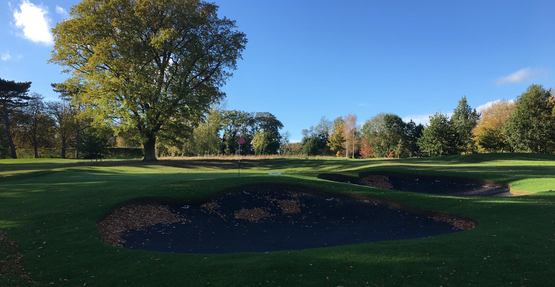 Wellingborough Golf Club, England