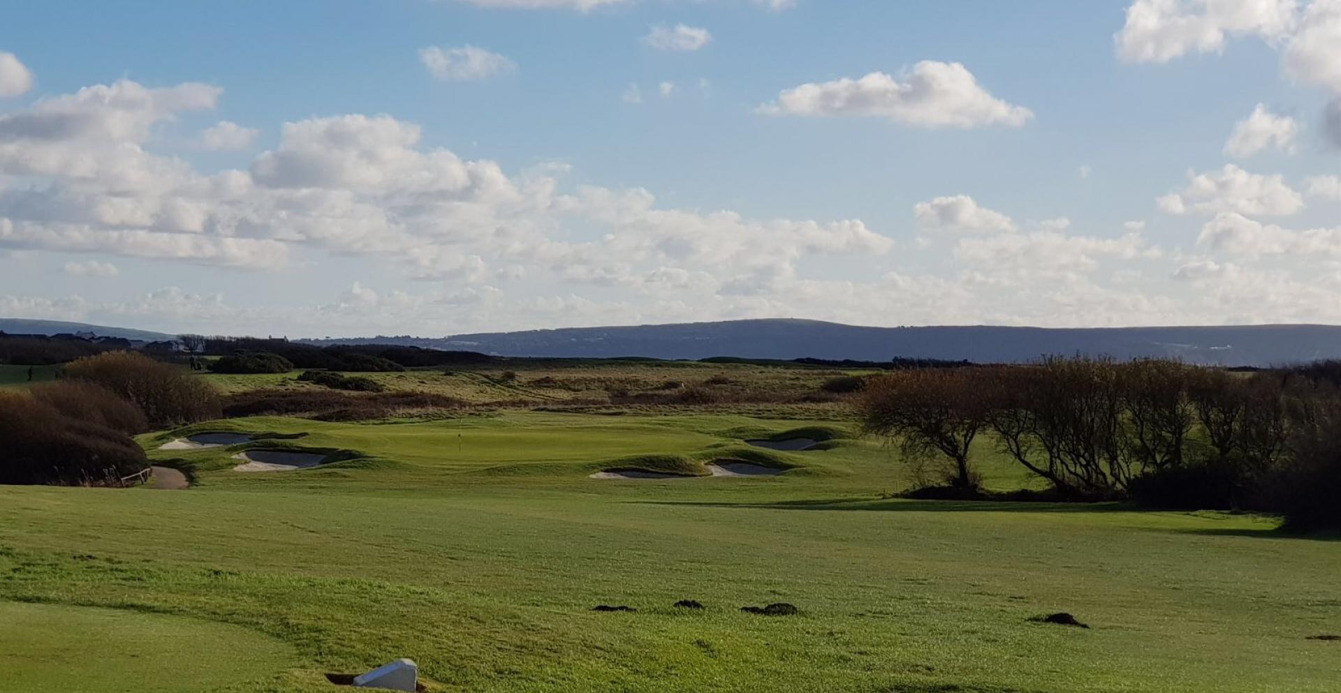 Barton-on-Sea Golf Club, England