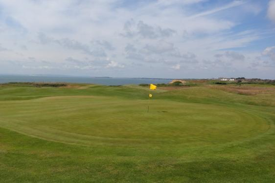 Barton-on-Sea Golf Club, England